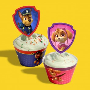 PAW Patrol Cupcake/Treat Toppers