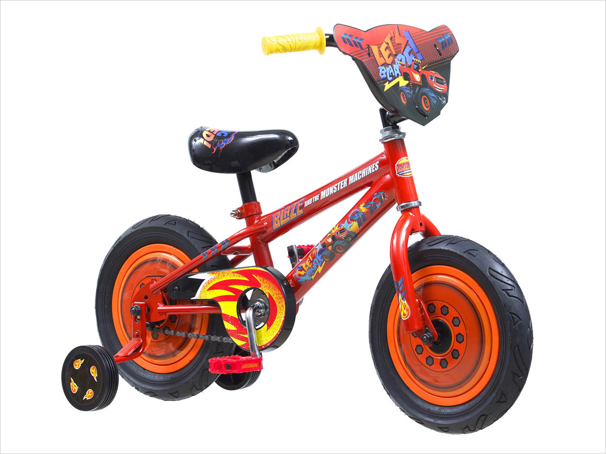 15 Birthday Gift Ideas for Preschoolers - Blaze Kids Bike