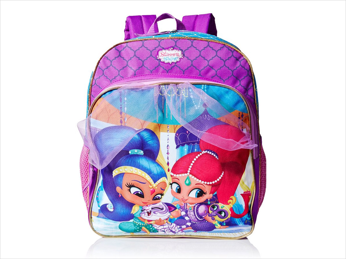 15 Birthday Gift Ideas for Preschoolers - Shimmer and Shine Backpack