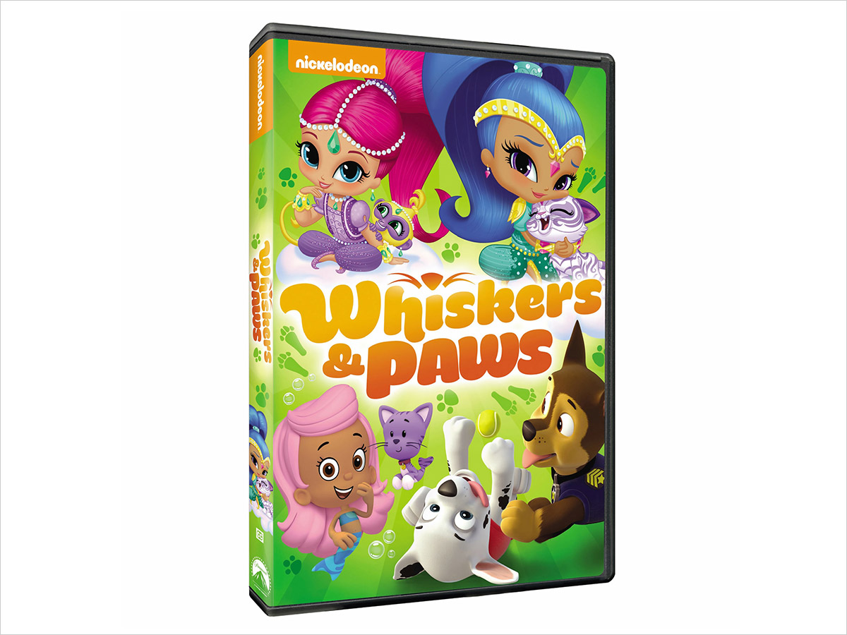 15 Birthday Gift Ideas for Preschoolers - Whiskers and Paws DVD