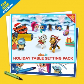 Exclusive Multi-Holiday Table Setting Pack