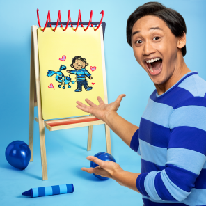 Blue's Clues Drawing Game